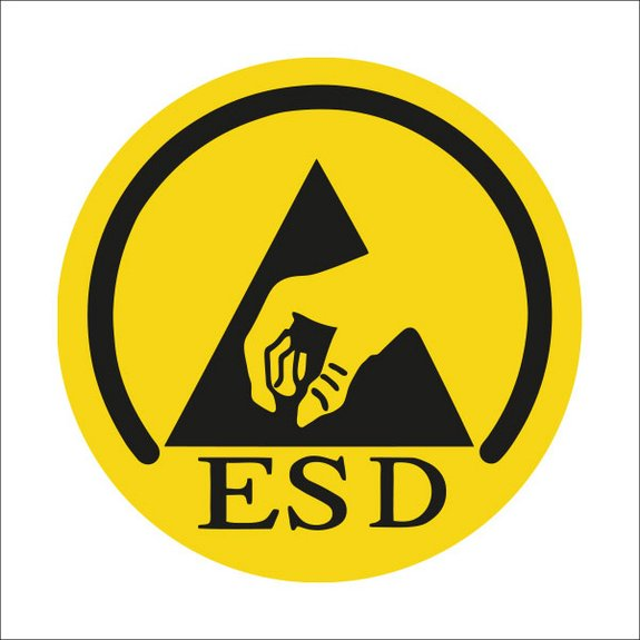 ESD – ELECTRO STATIC DISCHARGE